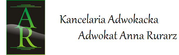 Kancelaria Adwokacka Warszawa – Adwokat Anna Rurarz